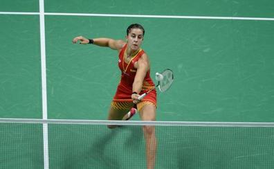 Carolina Marín destroza a Nahwal y alcanza las semifinales