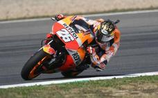 Pedrosa respira en Brno mientras Márquez cumple con su plan