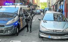 Las 45 operaciones policiales que retratan la delincuencia en Cantabria