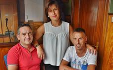 Santa Marina recibe a los Alimentos de Cantabria