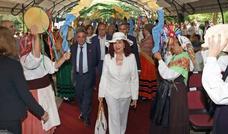 Lidia Falcón reivindica en Cabezón a la mujer como «la sal de la tierra»