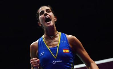Carolina Marín, a un paso de su tercer Mundial