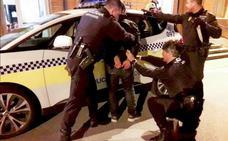 Positivos en alcoholemia, atropellos y detenciones en la jornada del viernes