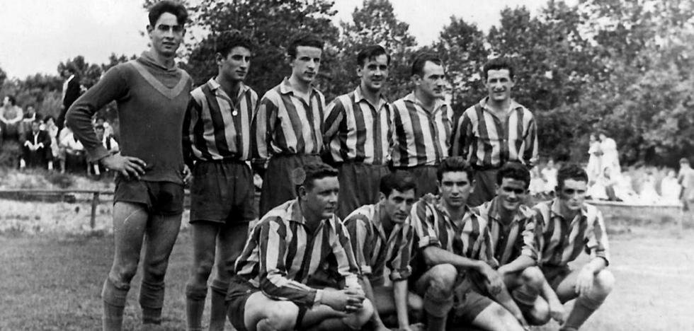 El C.D. Cayón, más de un siglo de fútbol