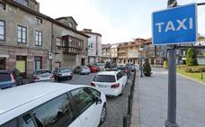Los taxistas de Cabezón de la Sal desactivan la tarifa plana