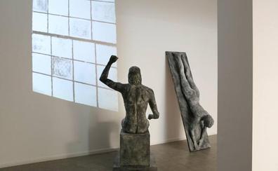 El regreso expositivo de José Cobo convertirá Silió en almacén de un teatro