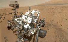 De una urbe lunática a la posible vida en Marte