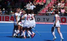 Las españolas logran el bronce tras superar a Australia