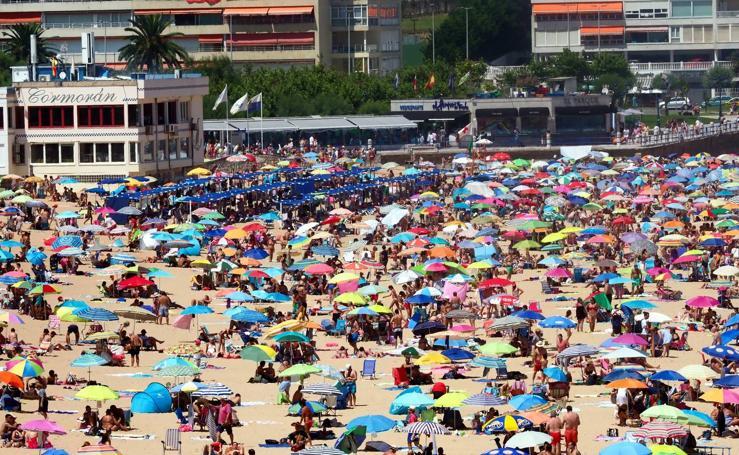 Día de playa