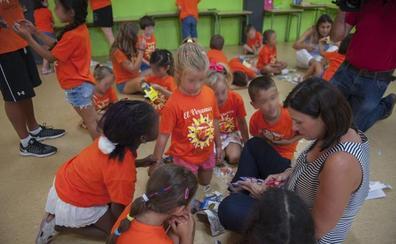 Un 'Veranuco' para casi 2.000 niños de Santander