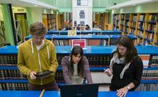 La UC amplía los horarios de las bibliotecas por los exámenes de septiembre