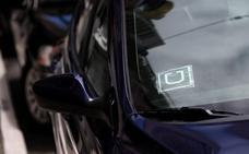 Protesta de los conductores de Uber en Australia para exigir mejores condiciones laborales