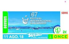 El FIS, protagonista del cupón de la ONCE del 11 de agosto