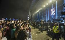 El Ayuntamiento sigue sin recibir el informe de los organizadores sobre el concierto de Guetta
