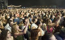 Más de 23.000 personas disfrutaron de Santander Music