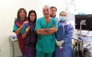 Valdecilla, primer hospital español en aplicar con éxito un chaleco para el tratamiento de arritmias cardíacas