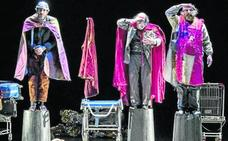 'Ahora todo es noche', en Escénicas en el Casyc, una celebración de 40 años