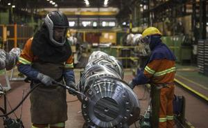 Cantabria encadena ya 14 meses de avances de la producción industrial