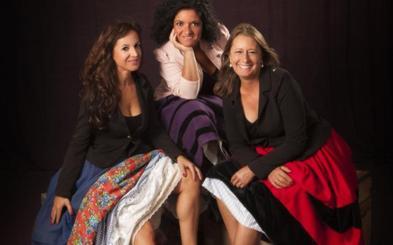 Tente Nublo saca a la luz su nuevo disco, 'Tres valientes damas'