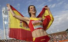 España, del infinito a cero en salto de altura