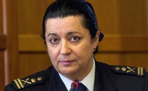Pilar Allúe, exjefa Superior de Cantabria, primera subdirectora general de la Policía Nacional