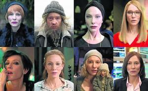 Cate Blanchett, trece mujeres en una, a través de 'Manifesto', que estrena mañana La llave azul