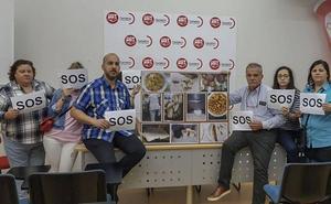 Los trabajadores de la cafetería de Sierrallana amenazan con un encierro indefinido