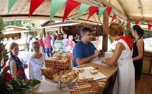 Las principales confiterías de la ciudad participan en la V Feria del Hojaldre