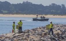 El Ministerio sigue adelante con la construcción de los diques de La Magdalena y Los Peligros