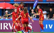 La sub-20 femenina supera a Japón y acaricia los cuartos