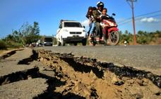 Un terremoto de magnitud 5,9 golpea la maltrecha isla indonesia de Lombok