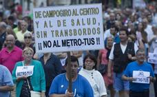 El colectivo anti-MetroTUS promoverá la reprobación de Gema Igual si no recupera el sistema anterior