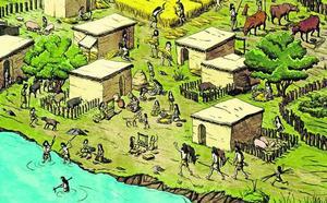 Cantabria se resistió a integrar la agricultura