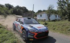 Más de 120 equipos disputarán el Rally Cristian López en Sarón y Castañeda