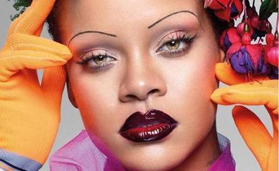 Rihanna presume de físico