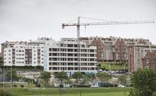 La construcción de viviendas se disparó un 201% hasta junio en Cantabria