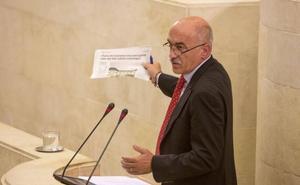 Santiago Recio se ofrece ahora «encantado» para ir en la próxima lista del PP en Santander