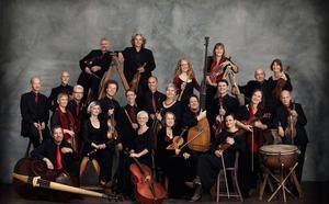 El FIS abre su ciclo de Música Barroca con Akamus y un homenaje a Bach