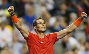 Nadal remonta a Cilic y jugará las semifinales ante Khachanov