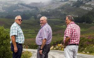 Vecinos de Soba reclaman la propiedad del monte Hazana, en Espinosa de los Monteros