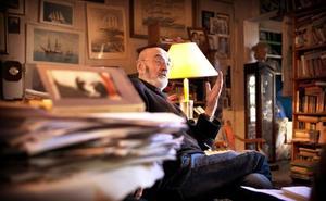 Álvaro Pombo publica en octubre su nueva novela, 'Retrato del vizconde en invierno'
