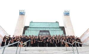 La Joven Orquesta Sinfónica pone el sello musical de Cantabria en el FIS