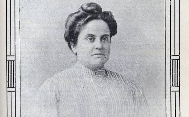 Virginia González, primera mujer en la dirección nacional de un sindicato.
