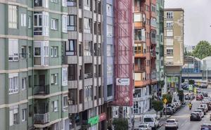 El Gobierno destina 400.000 euros para la rehabilitación de fachadas y de grupos de viviendas