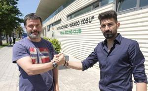 Justo Sisniega, nuevo coordinador de la cantera verdiblanca