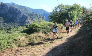 Javi Crespo y Anabel Merino ganan la II edición del Trail 10 km Mogrovejo