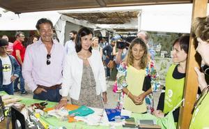 El Festival Intercultural premia a Nuevo Futuro, AECC y Mabel Lozano