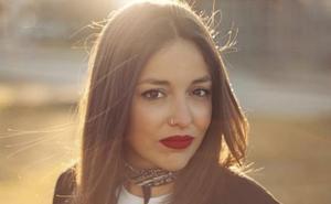 Andrea Haces representará a Cantabria en el certamen nacional de Jóvenes Diseñadores