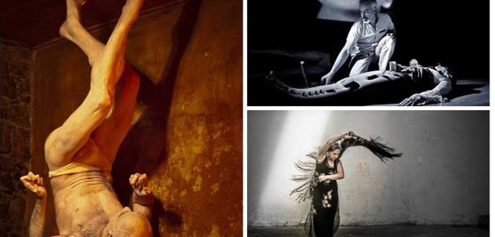 Tres modos de entender la danza