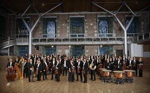 El director Simon Rattle y la London Symphony recalan en Santander en su primera temporada juntos